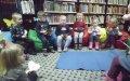 17.02.2020 Spotkanie z przedszkolakami w Bibliotece w Sąspowie