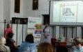 19.07.21 Spotkanie autorskie z Edytą Świętek  w Bibliotece w Jerzmanowicach