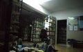 19.11.19 Zajęcia o kosmosie w bibliotece w Przegini