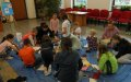 26.08.2021 Warsztaty dla dzieci - Zrób sobie królową - z Anną Kaszubą-Dębską w Bibliotece w Jerzmanowicach