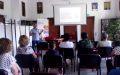 29.06.2021 Spotkanie autorskie z Kazimierzem Tomczykiem w Bibliotece w Jerzmnowicach