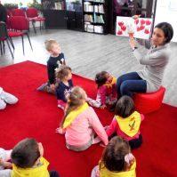 """""""To, co najbardziej lubię…Rodzina"""" - spotkanie w ramach DKK z dziećmi"""