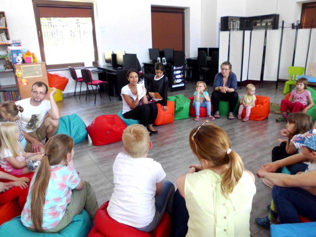 Kolorowy Dzień Dziecka w Bibliotece w Jerzmanowicach 31.05.2019Kolorowy Dzień Dziecka w Bibliotece w Jerzmanowicach 31.05.2019