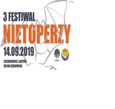 3 Festiwal Nietoperzy 14.09.2019