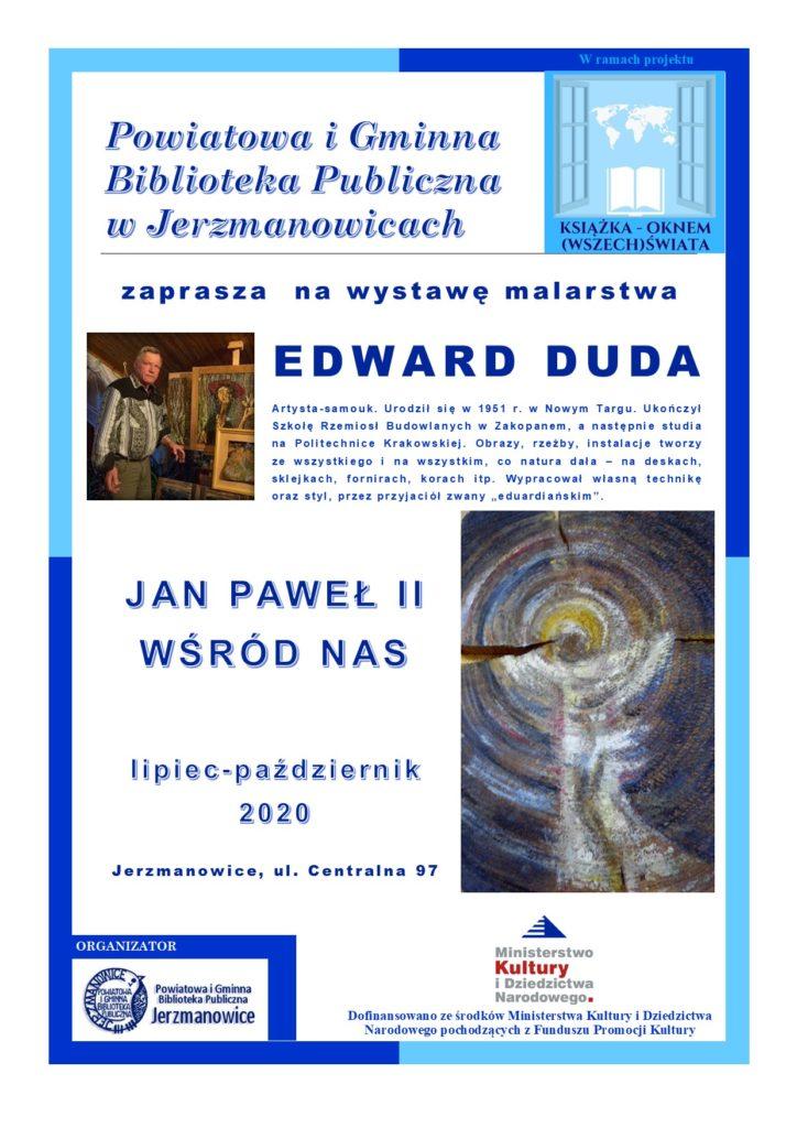 Spotkanie z Edwardem Dudą