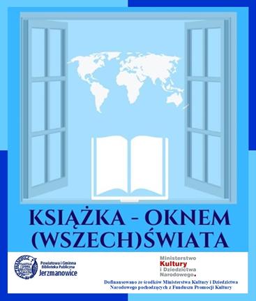"""Projekt pt. """"Biblioteka oknem (wszech) świata"""""""